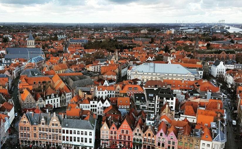 Winter Getaway: Bruges,Belgium